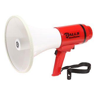 Galls StreetThunder Hand-Held Megaphone