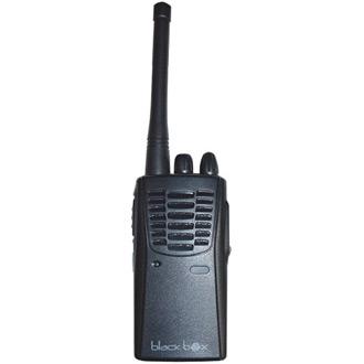 Klein Electronics Blackbox UHF 4 Watt/16 Channel 2-Way Radio