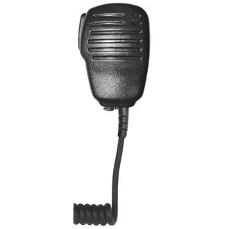 Klein Electronics Flare Speaker Mic for 2-Pin Motorola