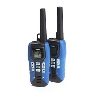 Uniden GMR 5095-2C GMRS/FRS Submersible Two Way Radios