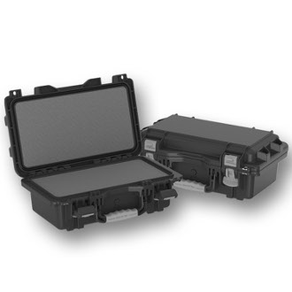 Plano Field Locker Mil-Spec Single Pistol Case