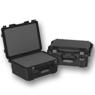 Plano Field Locker Mil-Spec Double Pistol Case