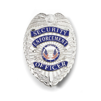 Galls Security Enforcement Officer Badge
