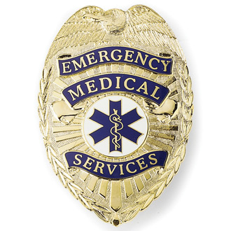 Galls EMS Badge