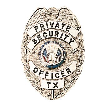 LawPro Custom Eagle Over Shield Badge