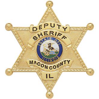 Smith & Warren Six Point Star Badge