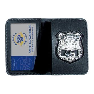 Smith & Warren Duty Leather Book Style Shield Case