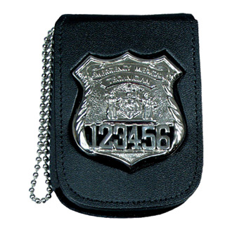 Smith & Warren Recessed Neck Badge and ID Shield Holder