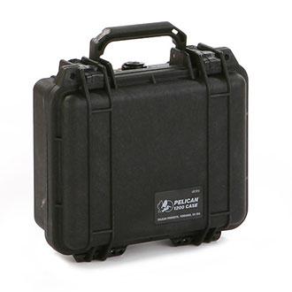 Pelican Waterproof Case 10-5/8 x 4-7/8 x 9-11/16