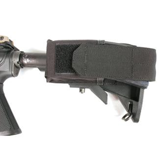 BLACKHAWK! Buttstock Mag Pouch M4 Collapsible Black