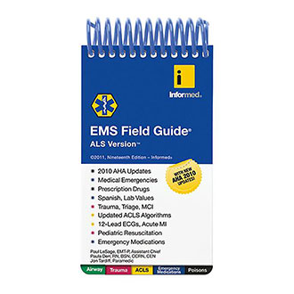 InforMed EMS/ALS 19th Edition Field Guide