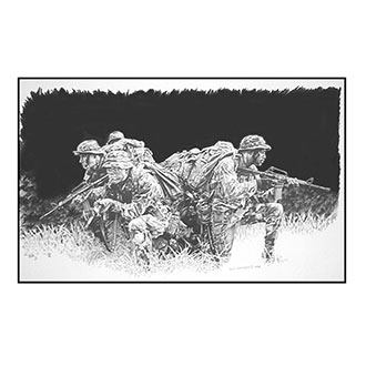 Dick Kramer Tight 360 Print