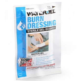 "Water-Jel Sterile Burn Dressing 4"" x 4"""