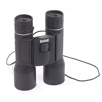 Bushnell PowerView 10 x 32 Roof Prism Binoculars