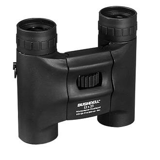 Bushnell H2O 12 x 25 Waterproof/Fogproof Compact Binoculars