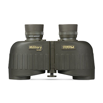 Steiner Military 8 x 30r Binoculars with Reticle and Laser R