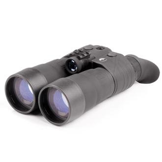 Yukon Edge GS Super 1 Plus, 2.7x50 Night Vision Monocular