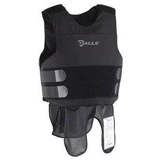 Galls SE Body Armor Threat Level IIA NIJ Number CIIA 1