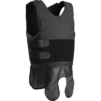 Galls SE Body Armor Threat Level II NIJ Number CII