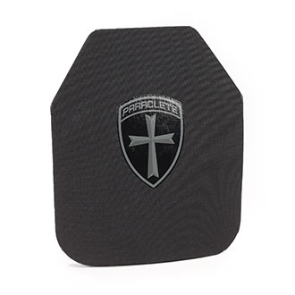 Paraclete Triple Curve Level IV Rifle Plate