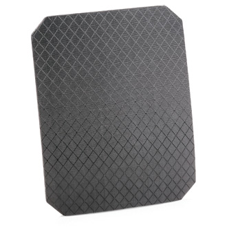 Paraclete 10 x 12 Speed Plate Triple Curve