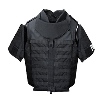 Point Blank Spider Front Opening Tactical Vest