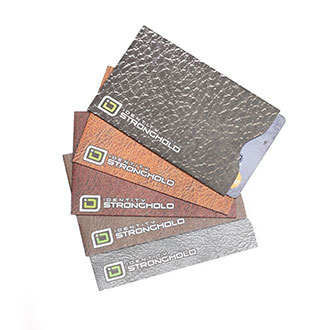 Identity Stronghold RFID 5pk Designer Credit Card Sleeves
