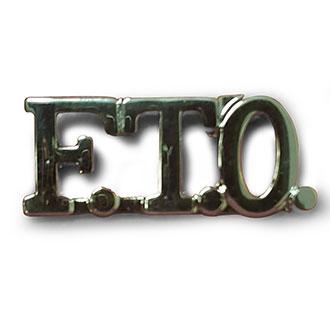 Premier Emblem 3/8 inch  F.T.O. Pins