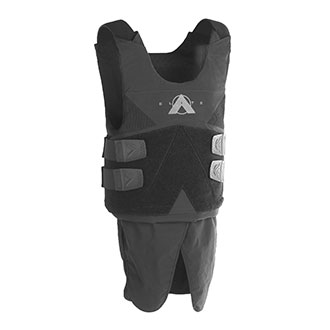 Point Blank Alpha Elite AXII vest with Elite Carrier with Th