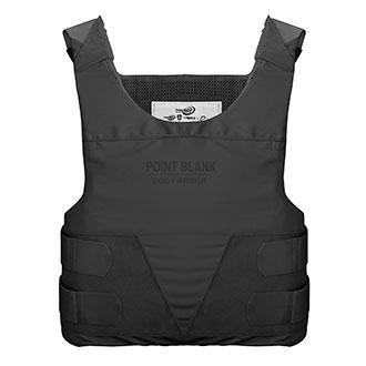 Point Blank Alpha Elite AXII Ballistic Vest with Hi-Lite Car