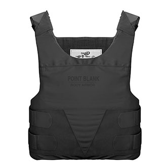 Point Blank Alpha Elite AXIIIA Ballistic Vest with Hi Lite C