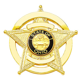 Blackinton B2553 Badge