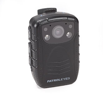 PatrolEyes HD 1080P Infrared Wide Angle Body Camera 32GB