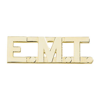 Blackinton EMT Collar Brass