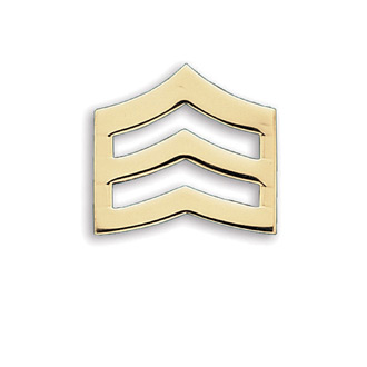 Blackinton Large Sergeant Chevrons