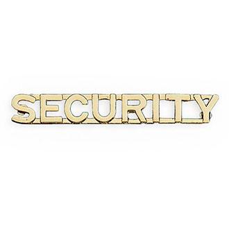 Blackinton Security Collar Brass