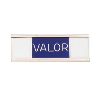 Blackinton Commendation Bar Medal of Valor