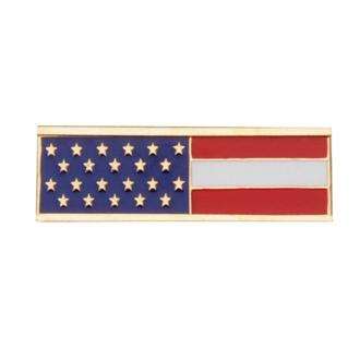 Blackinton Commendation Bar USA Flag