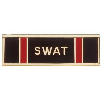 Blackinton Commendation Bar S.W.A.T. Certification