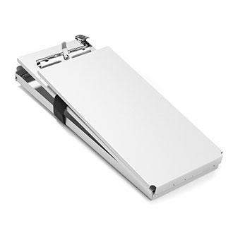 Posse Form Silver Anodized Holder