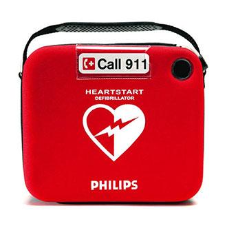 Medic First Aid International OnSite Defibrillator Case