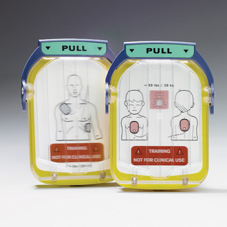 Medic First Aid International OnSite Adult Training Pads