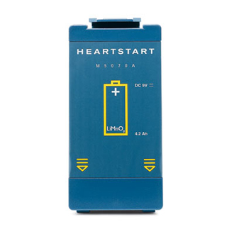 Medic First Aid International OnSite AED Battery