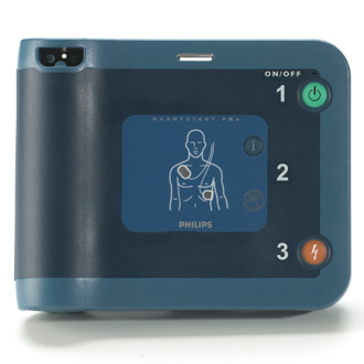 Medic First Aid International Phillips HeartStart FRx Defibr