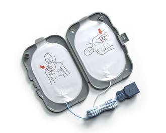 Medic First Aid International's HeartStart Smart Pads for FR