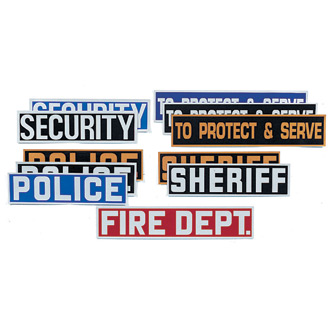 VISCO Reflective Vehicle ID Panels