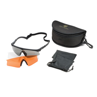 Revision Eyewear Sawfly Shooter's Kit (Deluxe, Large)