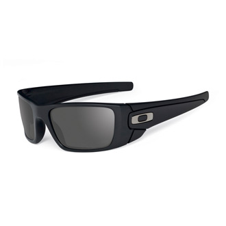 Oakley SI Fuel Cell Matte Black Grey Icon