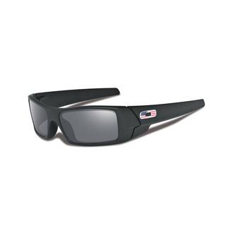 Oakley SI GasCan Matte Black with Grey Lens