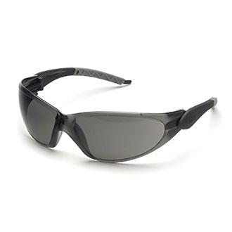 Elvex TNT Safety Glasses Gray